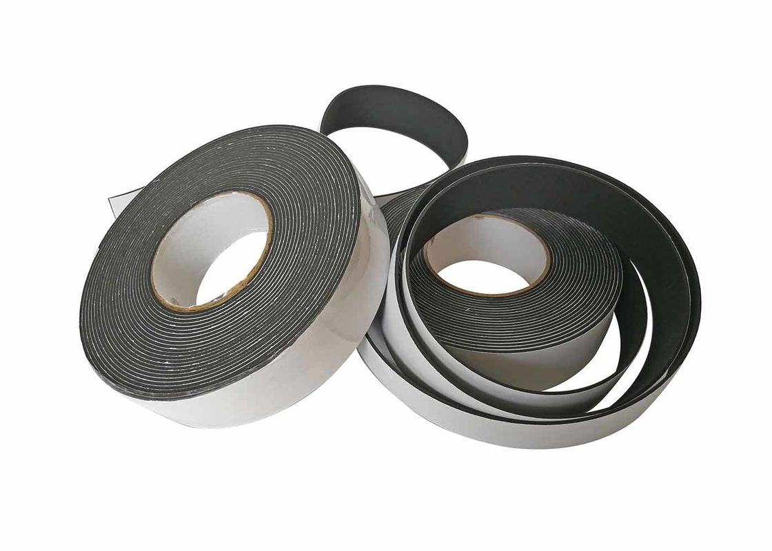 Environmentally Friendly Single Sided Adhesive Foam Tape For Rubber Strip Door Seal